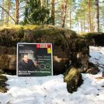 Баннером школы закроем амбразуру финского ДОТа